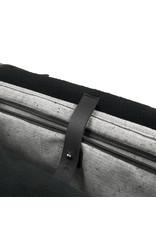Harold's Weiches Leder Rucksack Rolltop Groß Hoch