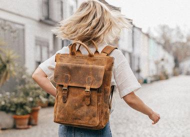 Damen Taschen Vintage