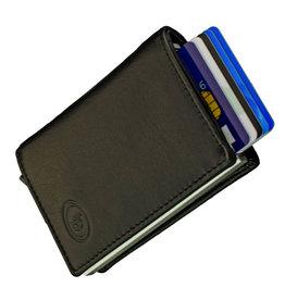 Lederwaren Daniëlle Cardprotector Geldbörse mit Secrid oder Figuretta Cardprotector Schwarz