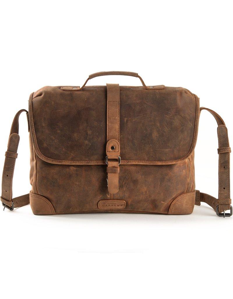 Harold's Leder Überschlagtasche Umhängetasche  Medium
