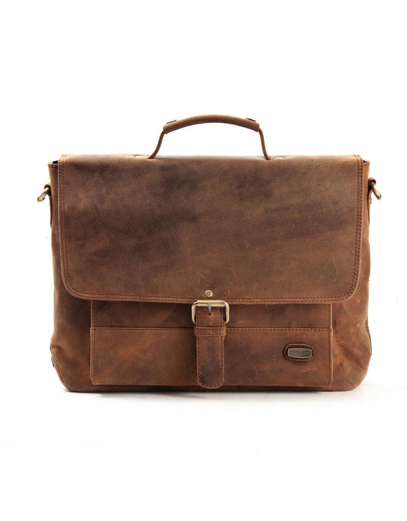 Harold's Leder Arbeitstasche Briefcase Small