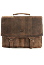 Harold's Leder Arbeitstasche Briefcase Large