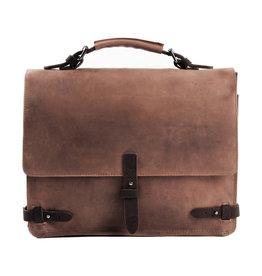 Harold's Leder Laptoptasche  Einzelfach