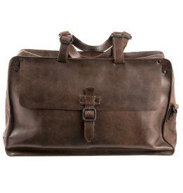 Harold's Retro Klassische Large Reisetasche Weekender