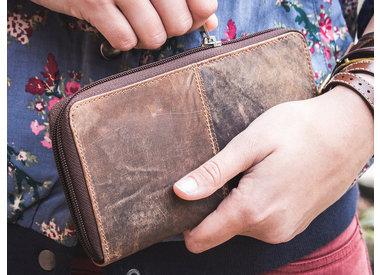 Damen Geldbörse Vintage