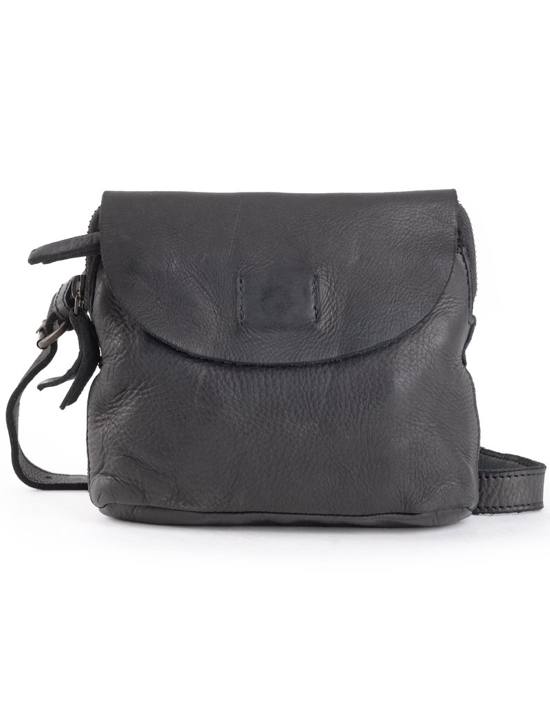 Harold's Kleine Leder Umhängetasche Beltbag