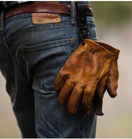 Crud Handgefertigte Lederhandschuhe