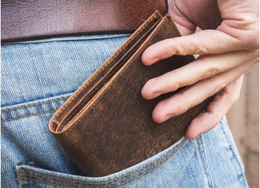 Heren portemonnees