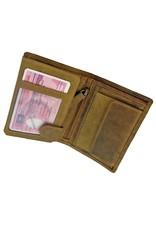 Herren Geldbörse Mit Hand Gebrannt Lenkrad