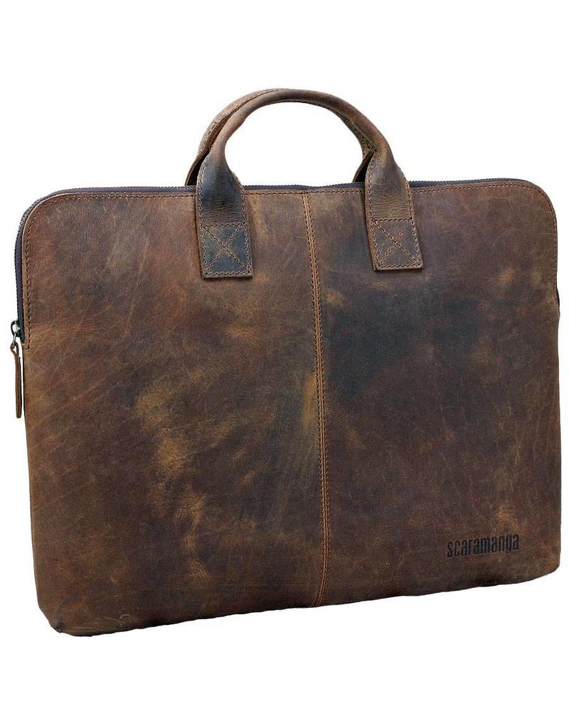 Scaramanga Laptoptasche Arbeitstasche Herrentasche Damentasche