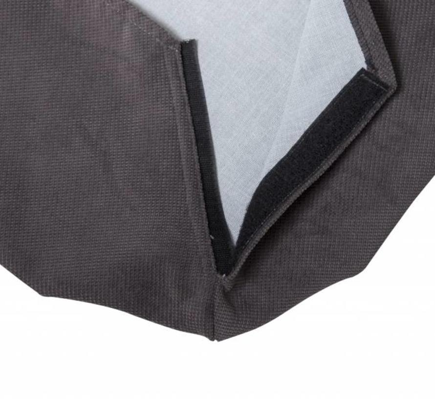 MediDog beschermhoes cube grey