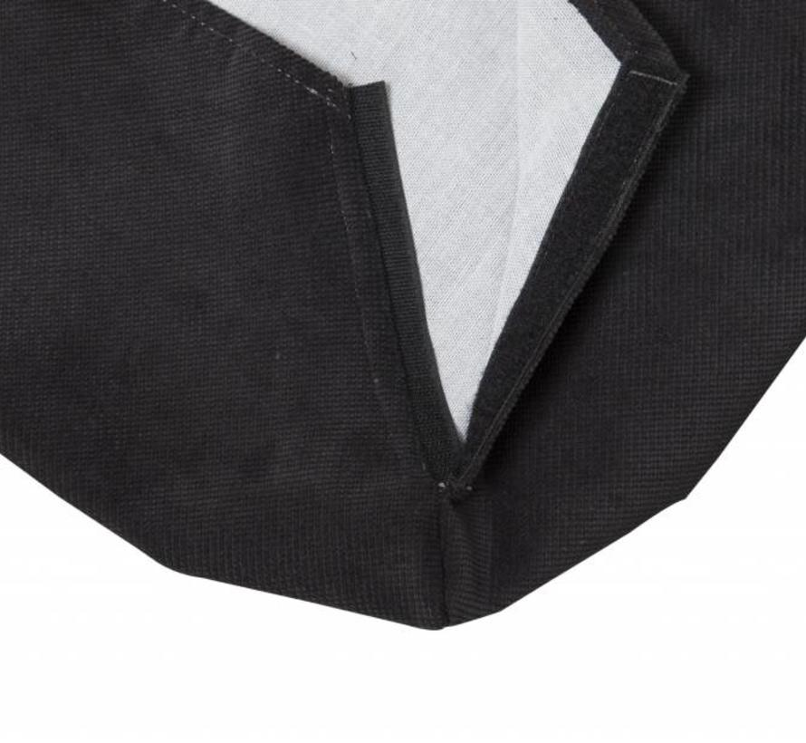 MediDog beschermhoes zwart