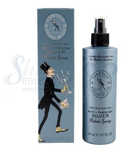 Town Talk Silber Polier Spray 250 ml
