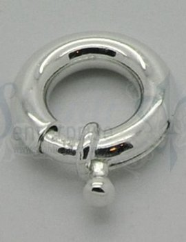 Federringschloss ohne Stopper D: 12,1 mm RD: 2.7 mm