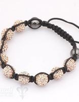 Moon Bracelet: peach 1 x Handgelenk