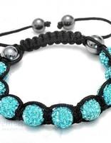 Moon Bracelet: türkis 1 x Handgelenk