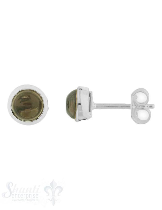 Ohrstecker Silber 7,5 mm