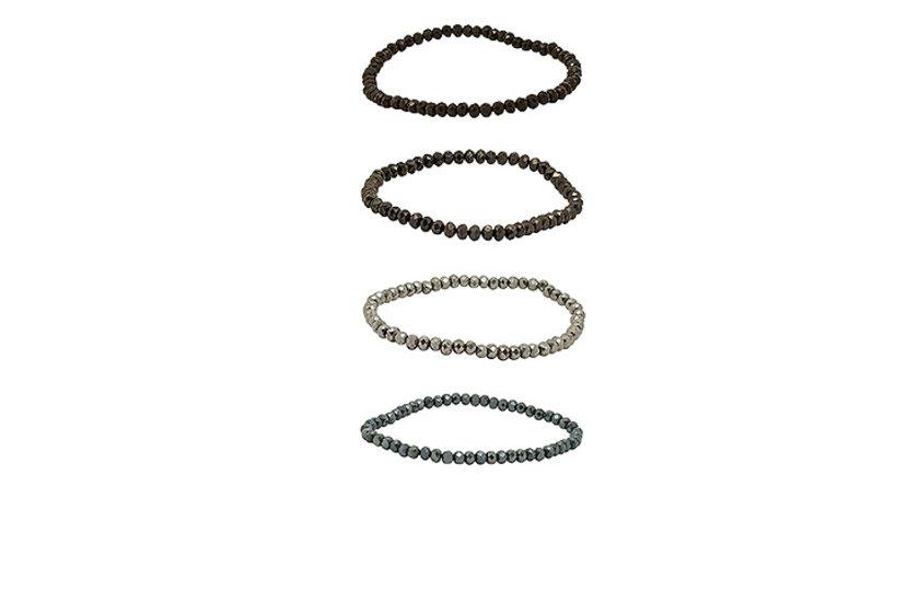 Elastikarmband Swarofski