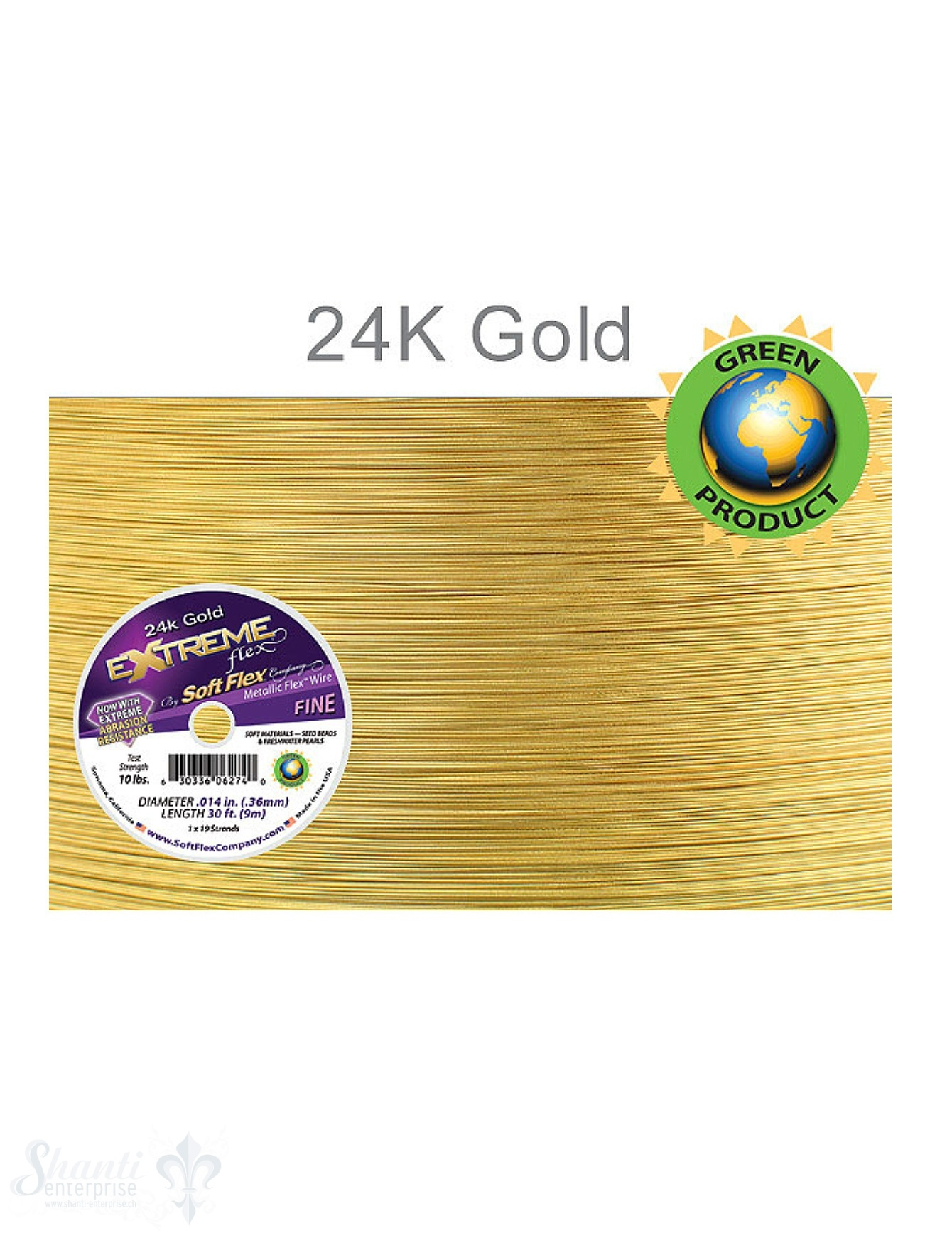 Soft Flex Soft Flex Gold 24k