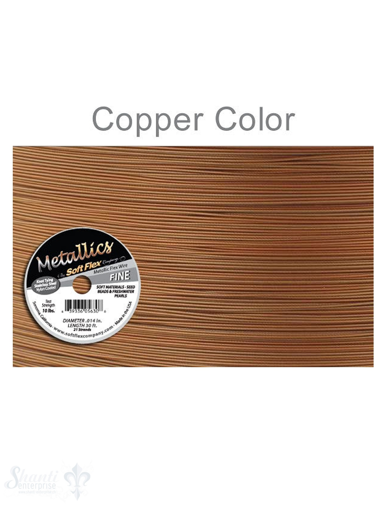 Soft Flex Soft Flex Metallic Flex Wire Copper Draht