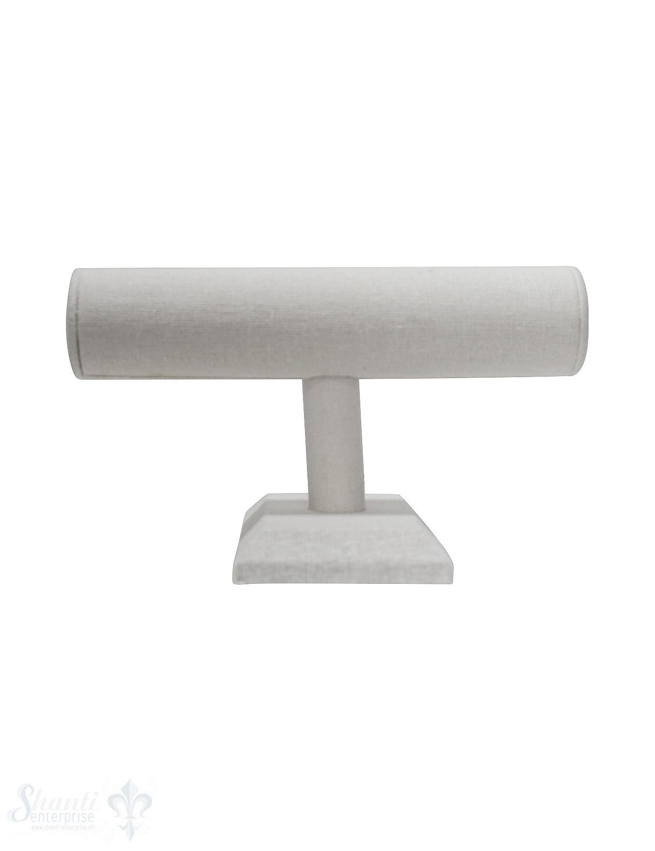 Display Leinen: Armband-Ständer einfach 60 mm 23x13 mm mit Fuss