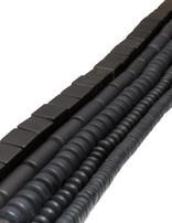 Onyxkette buttons matt 8mm