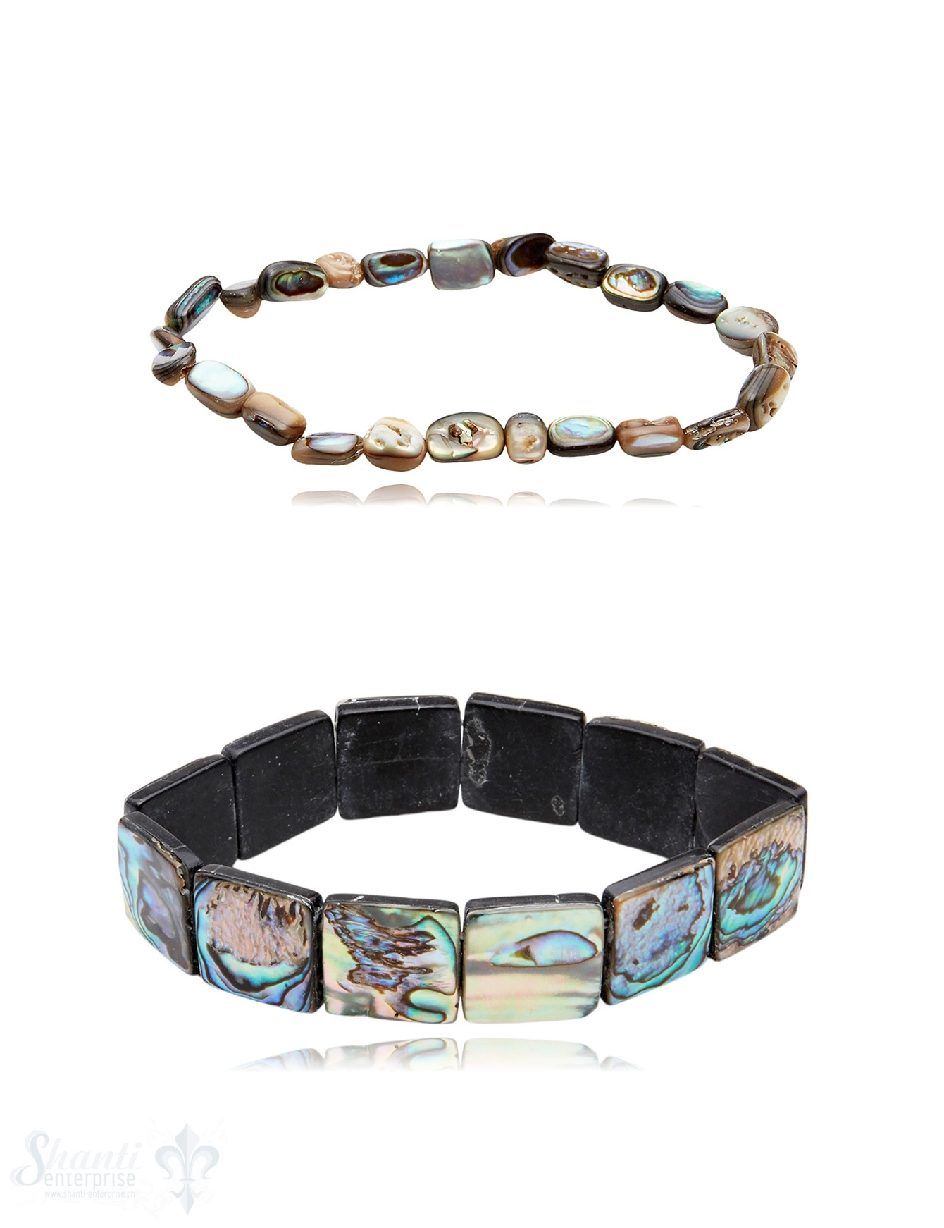 Paua Shell Armband