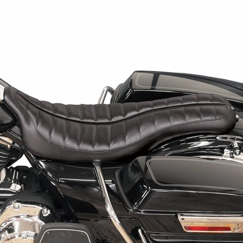 Roland Sands Seat Enzo 2-up Flatout Black