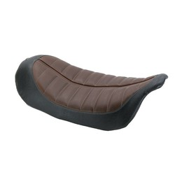 Solo FL Seat Enzo Brown/Black