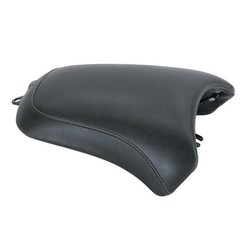 Coussin noir pour selle passager