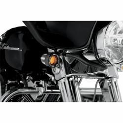 Tiefer Blinker mit Feuerring LEDs