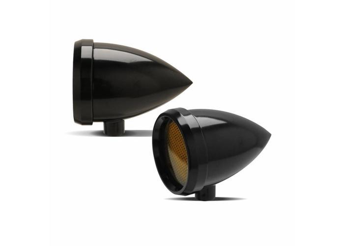 Roland Sands Marker Light Speeding Bullet Zwart