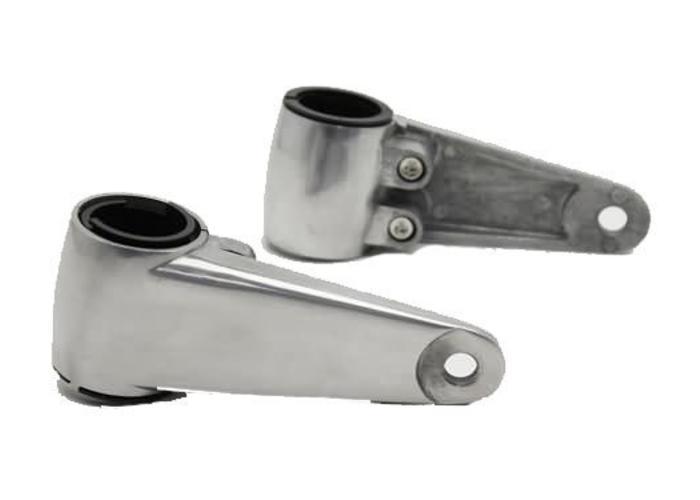 41/35/39 mm Aluminium Koplamp Steunen