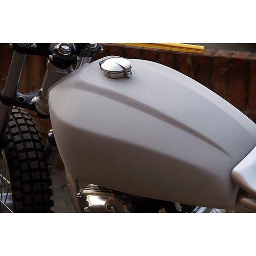 "2.5"" Alloy Monza flip-up type Tankdeckel"