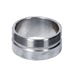 "2.5 ""Steel Welding Flange / Welding Sleeve with thread for Monza Fuel Cap"