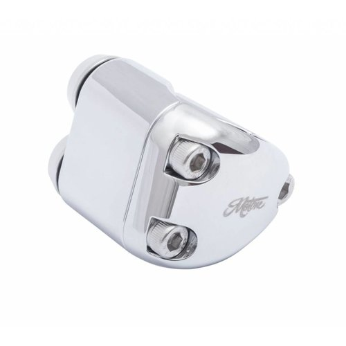 "Motone 3 Button Schakelaar 22MM of 7/8"" Chrome"