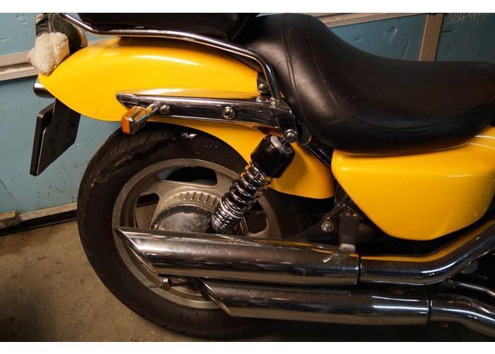 Emgo Set Chrome Schokbrekers Type 4