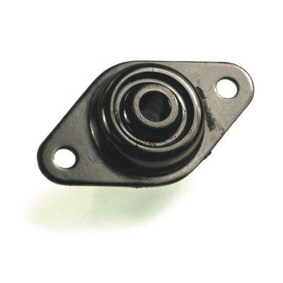 MCS Motorsteun (Rubber) - Voorzijde> 80-08 FLT; 82-94 FXR; 96-02 BUELL