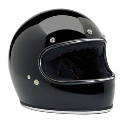 Gringo helm Gloss Black ECE 22.05
