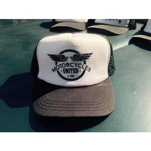 MCU Caps Black & White