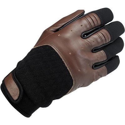 Biltwell Bantam Handschuhe Chocolat Schwarz