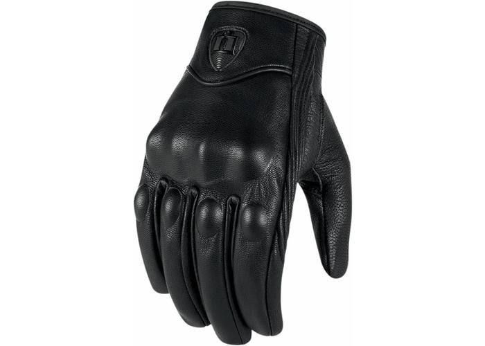 ICON Pursuit Touchscreen Gloves Stealth