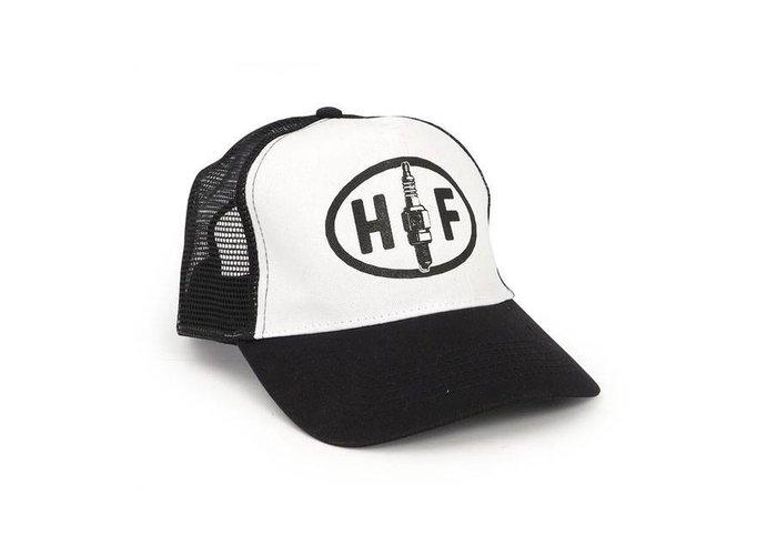 Black Garage Cap