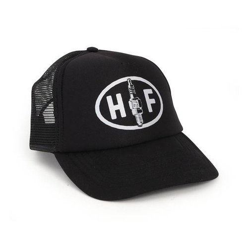 All Black Garage Cap