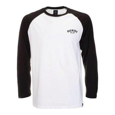 Dickies Baseball Shirt - Black