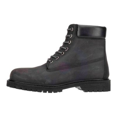 Dickies South Dakota Stiefel, Schwarz