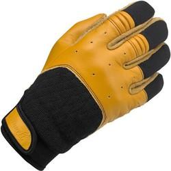 Bantam Handschuhe Tan / Schwarz