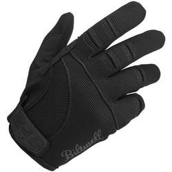 Moto Handschuhe - Schwarz