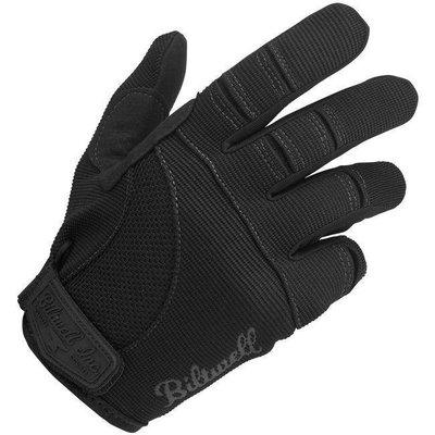 Biltwell Moto Handschuhe - Schwarz