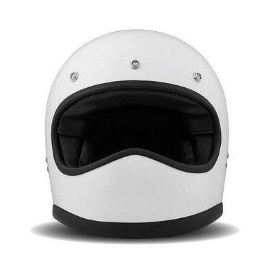 DMD Casque Racer blanc